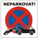 Neparkovat zakaz zastaveni